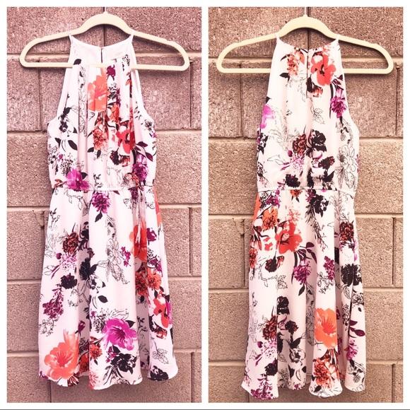 LOFT Dresses & Skirts - Loft ,summer dress, Xsmall, floral print